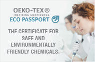 OEKO-TEX® | The Certificate for Safe & Environmentally Friendly Chemicals | KNOW MORE