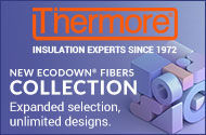 Thermore - New Ecodown Fibers Collection | Expanded Selection, Unlimited Designs | Discover More