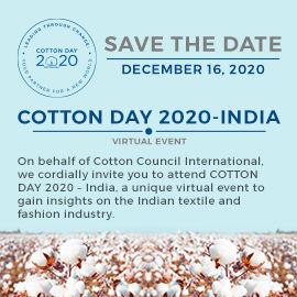 Cotton Day 2020 - INDIA