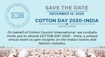 Cotton Day 2020 - INDIA