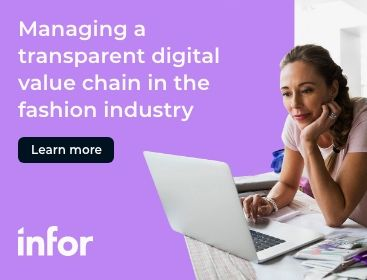 Infor | Managing a transparent digital value chain in the fashion industry | Know More