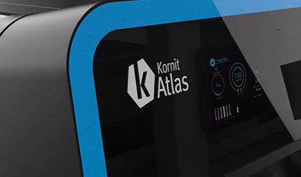 The Kornit Atlas is here, and it carries a world of possibilities