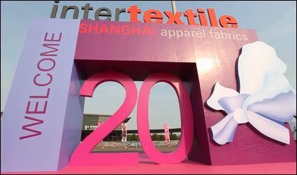 Intertextile Shanghai Apparel Fabric Show 2014