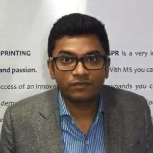 Mr. Karthik Ravindranath