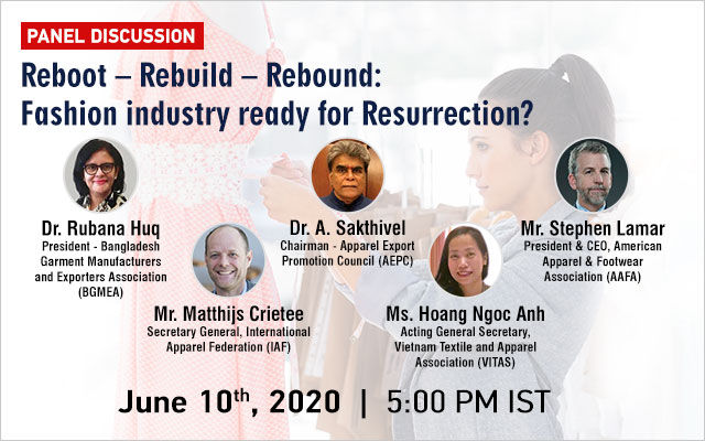 Reboot - Rebuild - Rebound: Fashion industry ready for Resurrection?