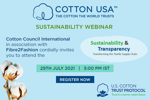 Sustainability & Transparency - Transforming the Textile Supply Chains