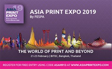 FESPA Asia - 2019