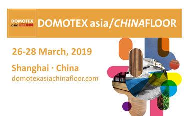 DOMOTEX Asia / CHINAFLOOR- 2019