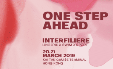 Interfiliere Hong Kong 2019
