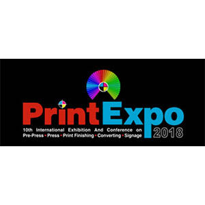 Print Expo Chennai 2018 (June 2018), Chennai - India - Trade Show