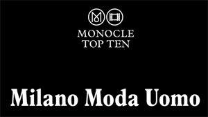 Milano Moda Uomo Spring/Summer 2019 - 2018