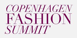 Copenhagen Fashion Summit 2018