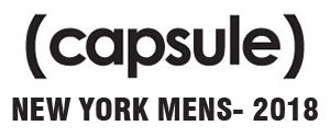Capsule New York Mens- 2018