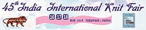 45th India International Knit Fair 2018
