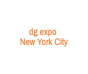 DG Expo New York 2018