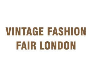 Vintage Fashion Fair London - 2018