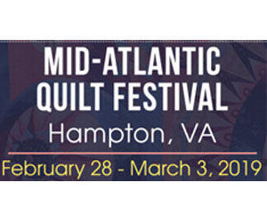 Mid-Atlantic Quilt Festival 2019