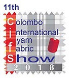 11th Colombo International Yarn&Fabric Show 2018 Fall Edition