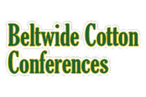 Beltwide Cotton Conferences 2019