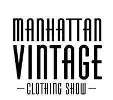 Manhattan Vintage Clothing Show & Sale - 2018