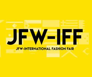 JFW International Fashion Fair 2018