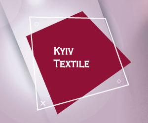 Kyiv Textiles - 2018