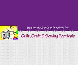 Quilt Craft & Sewing Festival Orange 2018