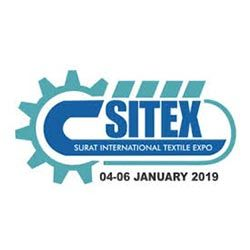 SITEX 2019 - Surat International Textile Expo