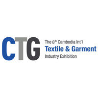 The 8th Cambodia International Textile & Garment Industry Exhibition 2019