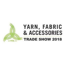 Yarn Fabric and Accessories Trade Show 2018