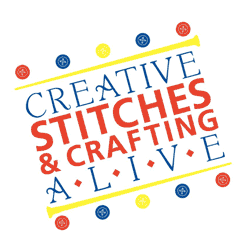 Creative Stitches & Crafting Alive - 2019
