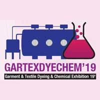 Garment & Textile Dyeing and Chemical Exhibition 2019