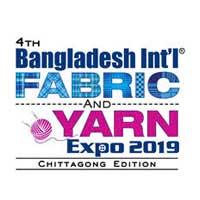 4th BIGFAB - Bangladesh Int'l Yarn, Fabric, Trims & Accessories Expo 2019