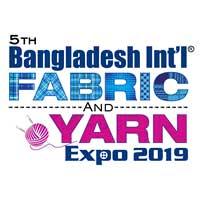 5th Bangladesh Int'l Fabric & Yarn Expo 2019