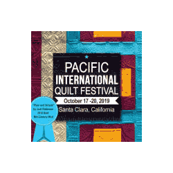 Pacific International Quilt Festival 2019