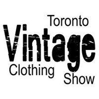 Toronto Vintage Clothing Show - 2019