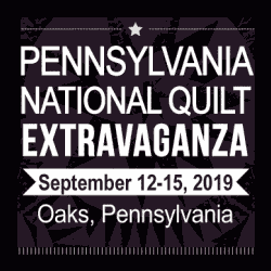 Pennsylvania National Quilt Extravaganza 2019