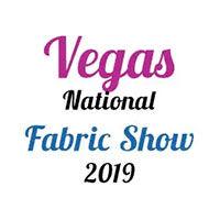 Vegas National Fabric Show 2019