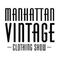 Manhattan Vintage Clothing Show 2019