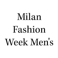 Milan Fashion Week Men's 2019