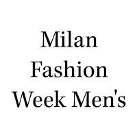 Milan Fashion Week Men's 2019