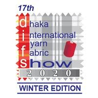 17th Dhaka International Yarn & Fabric Show 2020—Winter Edition