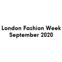 London Fashion Week September 2020