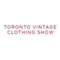 Toronto Vintage Clothing Show- 2019