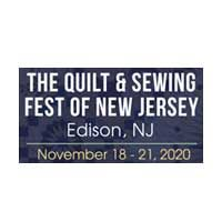 The Quilt & Sewing Fest of New Jersey 2020