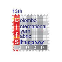 13th Colombo International Yarn & Fabric Show 2020 — Summer Edition