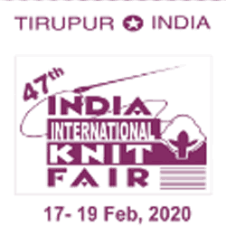 47th India International Knit Fair 2020