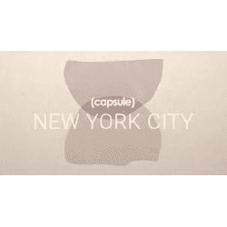 Capsule New York Womens 2020