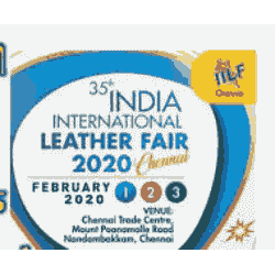 India International Leather Fair - Chennai 2019