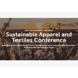 Sustainable Apparel and Textiles Conference 2020